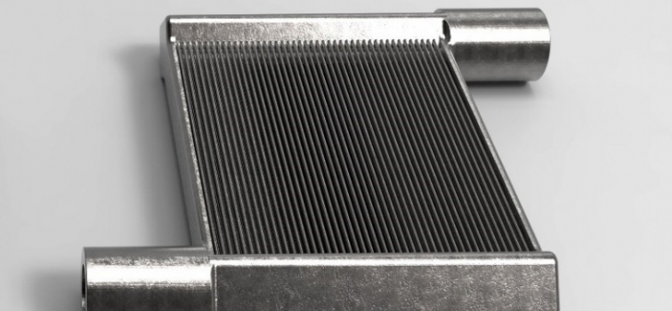 EERE Success Story: 3D Printing Enables New Generation of Heat Exchangers