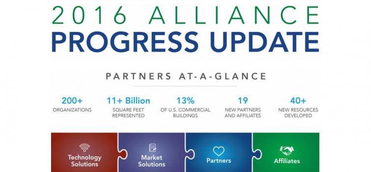 2016 Better Buildings Alliance Progress Update