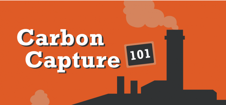 INFOGRAPHIC: Carbon Capture 101