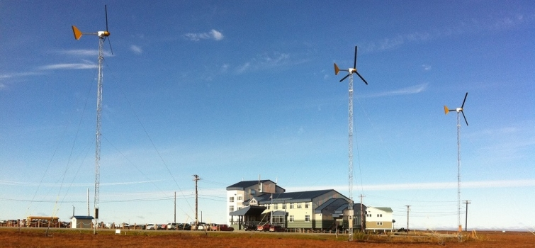 New Report Shows Potential of On-Site, Distributed Wind Energy