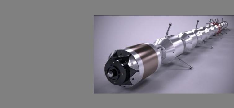 December 4, 2007: NETL's Robotic Pipeline Inspection Tool