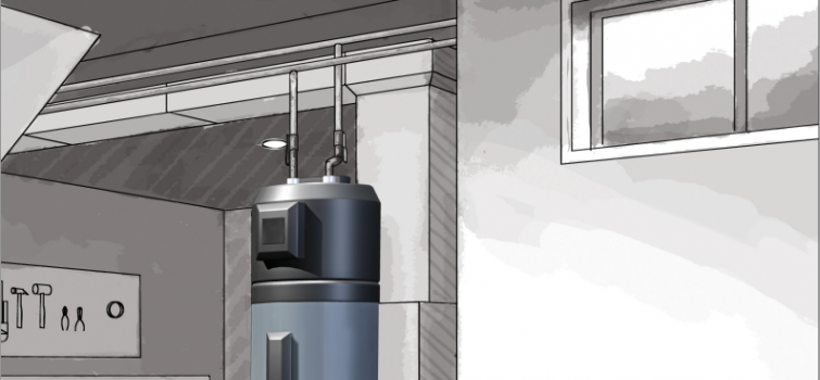 Sizing a New Water Heater