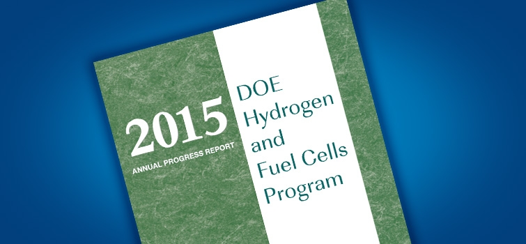 Read about R&D accomplishments in the 2015 Annual Progress Report