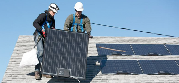 Plug and Play Solar PV for American Homes
