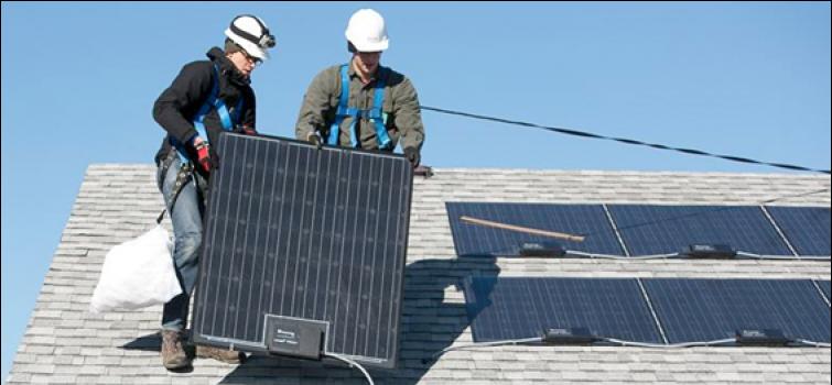 Plug and Play Solar PV for American Homes