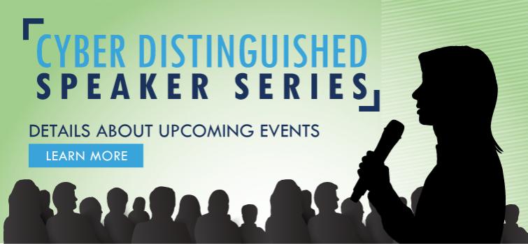 DOE Cyber Distinguished Speaker Series