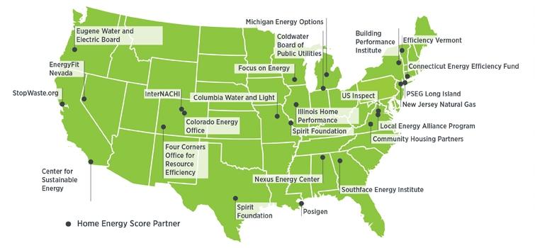 Home Energy Score: Coming to a neighborhood near you