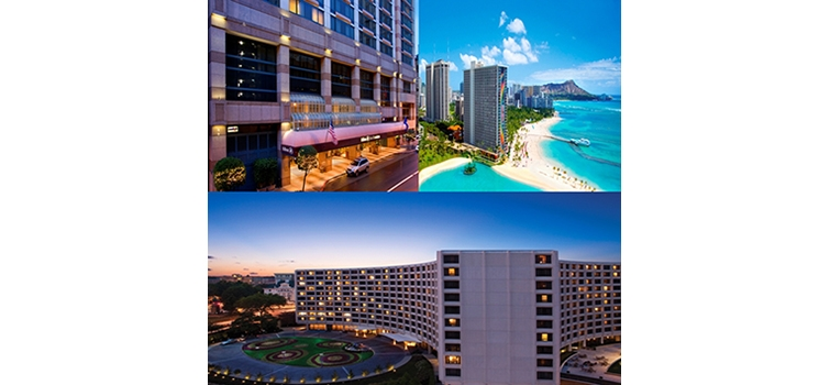 Hilton: Three hotels SEP certified.