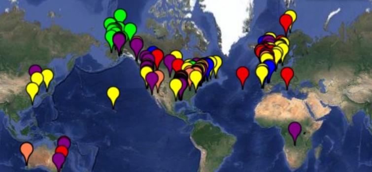 Marine and Hydrokinetic Technology Database on OpenEI