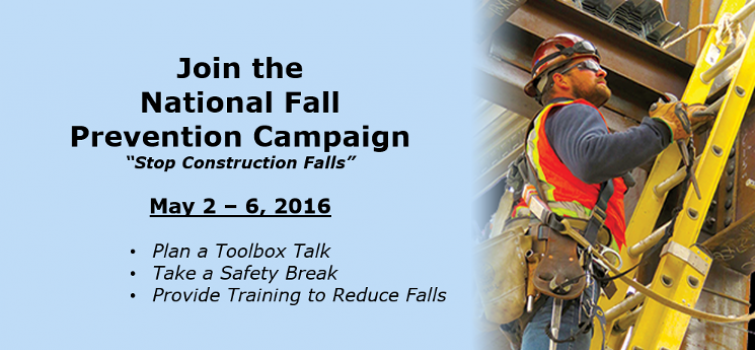 2016 National Fall Prevention Campaign