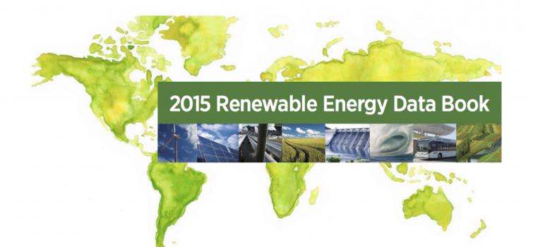 2015 Renewable Energy Data Book