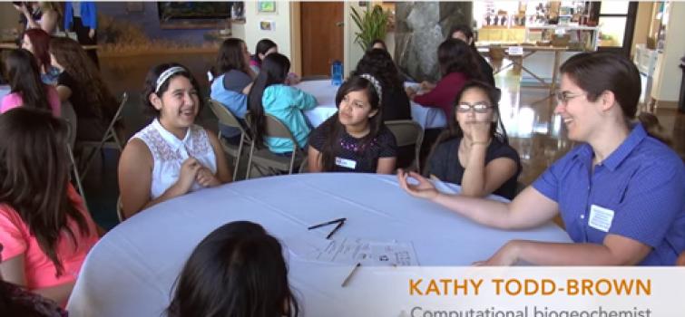 STEM Mentoring Café in Richland, WA