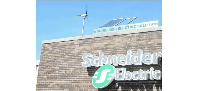 Schneider Electric: Fourteen certified facilities