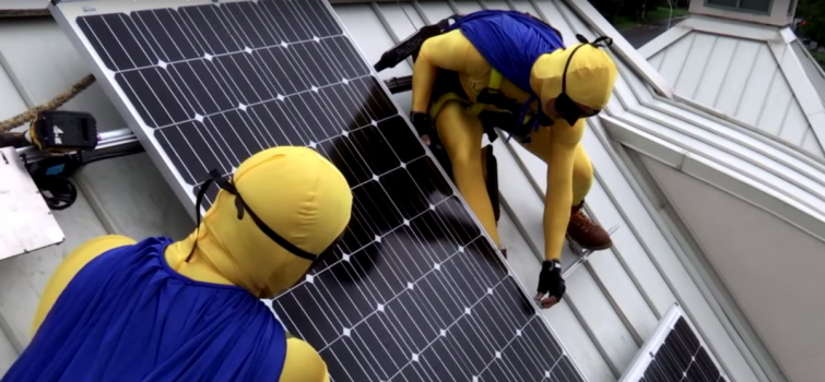 Challenge Accepted: Reducing the Soft Costs of Going Solar