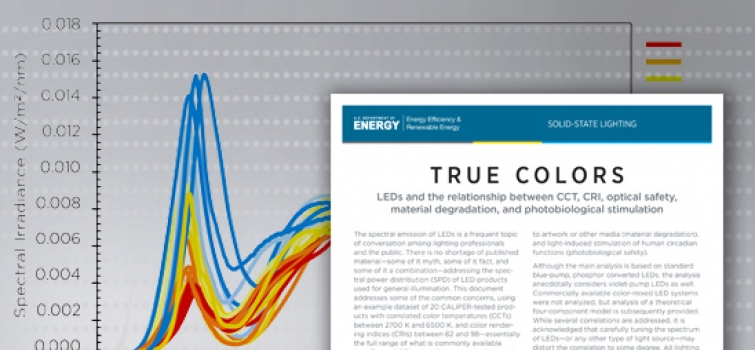 Technical Brief Clarifies Misconceptions about Safety of LED Lighting