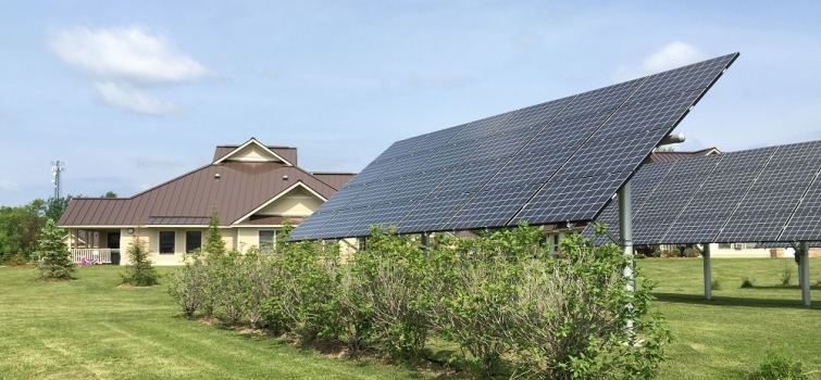Tribal Housing Authorities Advance Energy Projects Through Collaboration