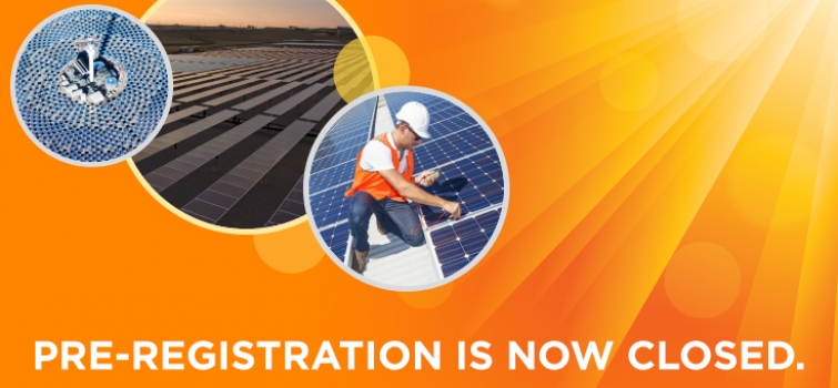 Online registration is now closed