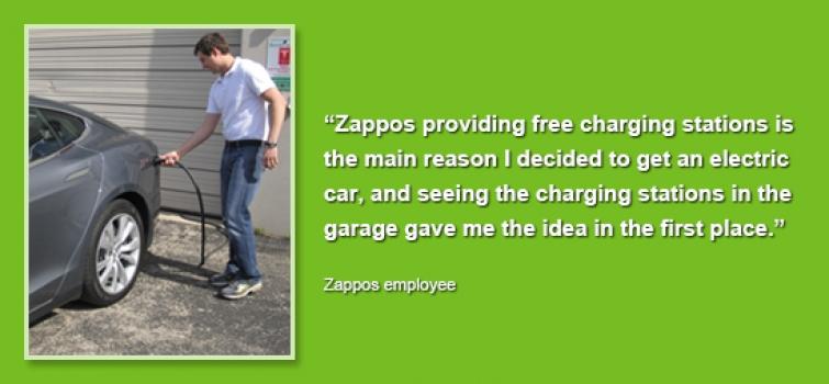 Zappos Testimonial