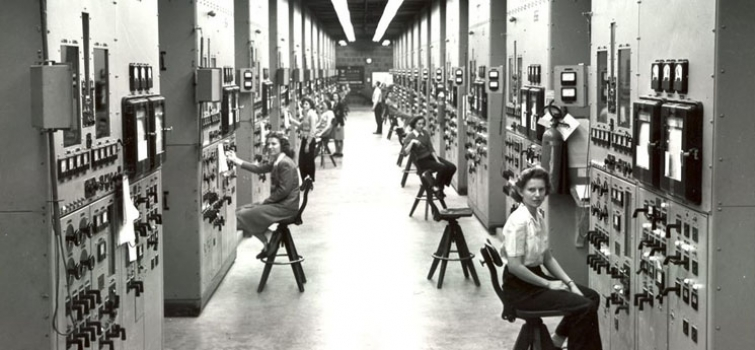 The History of Women at Energy