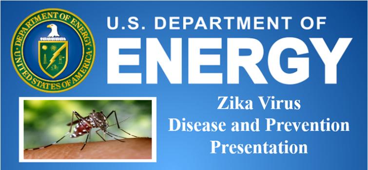 Zika Virus Disease and Prevention Presentation
