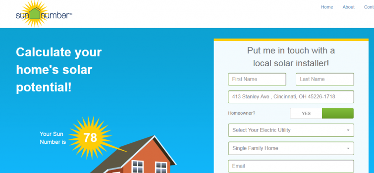 EERE Success Story—Sun Number Partnership with Zillow Brings Solar Potential Scores to Millions of Americans