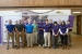 <strong>KANSAS STATE UNIVERSITY</strong> From left to right: Aaron Thomsen, Stuart Disberger, Bret Gross, Cody Yost, Joe Kuhn, Lane Yoder, Hussam Alghamdi, Will Duren, Martin Mixon, Ying Huang, Alex Wurtz, Tanzila Ahmed, Armando Marquez. Not pictured: Jordan Robl, Brandon Young, Shae Pelkowski. | Photo courtesy of  Kansas State University