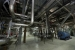 A view of the interior of the Integrated Waste Treatment Unit.
