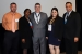 """DOE Fellow Gabriela Vazquez, second from right, is pictured with other members of the panel session titled, """"Graduating Students and New Engineers- Wants and Needs."""""""