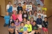 Students in the Nebo School District pose with the winning posters from a competition held by the Utah State Energy Program. |Photo courtesy of the National Energy Foundation