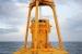 Ocean Power Technologies wave energy device.   Photo courtesy of Ocean Power Technologies.