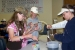"""Kids have fun cleaning up """"polluted"""" groundwater at the Children's Water Festival in Grand Junction, Colo."""