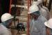 Boiler stack data is measured and evaluated. <em>Image courtesy Land O' Lakes.</em>