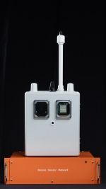 Sensor arrays developed by ORNL researchers for the Chattanooga Electric Power Board (EPB).