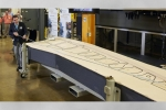 Official measurement of the 3D printed trim tool co-developed by Oak Ridge National Laboratory and The Boeing Company exceeded the required minimum size to achieve the Guinness World Records title of largest solid 3D printed item.