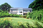 Solar heating systems can be a cost-effective way to heat your home. | Photo courtesy of Solar Design Associates, Inc.