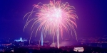 Fireworks light up the sky over Washington, D.C. | Photo courtesy of the U.S. Department of the Interior.