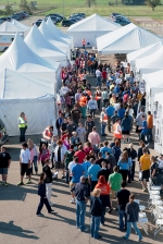 A record 1,200 students and educators visited EM's Portsmouth Gaseous Diffusion Plant for the fourth annual Science Alliance.