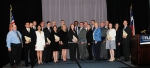 OTT Director stands with all 2017 FLC Awardees presented on Wednesday, April 26, 2017 at the FLC National Meeting in San Antonio, Texas.