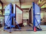 Thermal performance testing. Courtesy of Oak Ridge National Laboratory.