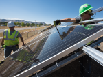 Solar energy research at NREL