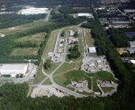 Thomas Jefferson National Accelerator Facility Aerial View
