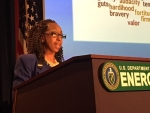 EM's Associate Deputy Assistant Secretary for Resource Management Melody Bell