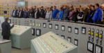 DOE kicked off its third consecutive season of community tours of the former Paducah Gaseous Diffusion Plant on April 7. Additional Saturday tours are scheduled for May 19, June 2, June 23, and September 8.