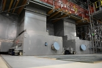 The assembly of two 300-ton nuclear waste melters was completed last year at the Low-Activity Waste (LAW) facility of Hanford's Waste Treatment and Immobilization Plant. The melter assembly highlighted key progress at the LAW Facility, which is integral t