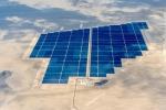 first solar aerial solar plant