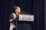 Dr. Njema Frazier speaks at 45th International Conference on Plasma Science