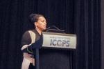 Dr. Njema Frazier speaks at 45th International Conference on Plasma Science