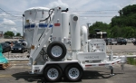 EM now has a powerful, trailer-mounted vacuum for cleaning and maintaining the important liquid and gaseous waste operations at Oak Ridge National Laboratory.