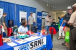 SRNL Booth at expo Applied Research Center