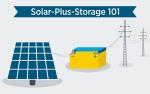 solar plus storage 101